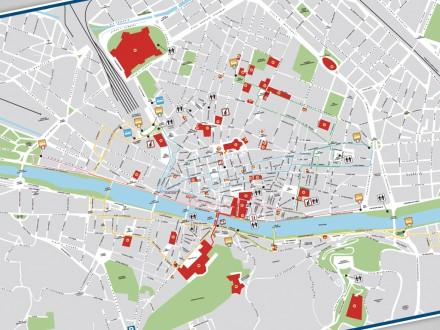 Comune di Firenze – Mappa