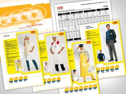 Unicoop Fi – Catalogo abiti da lavoro