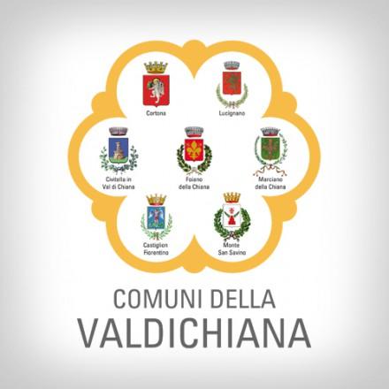 Comuni della Valdichiana