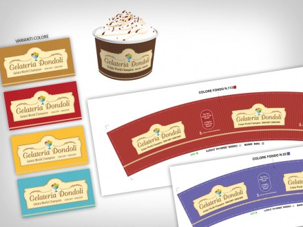 Gelateria Dondoli Pack