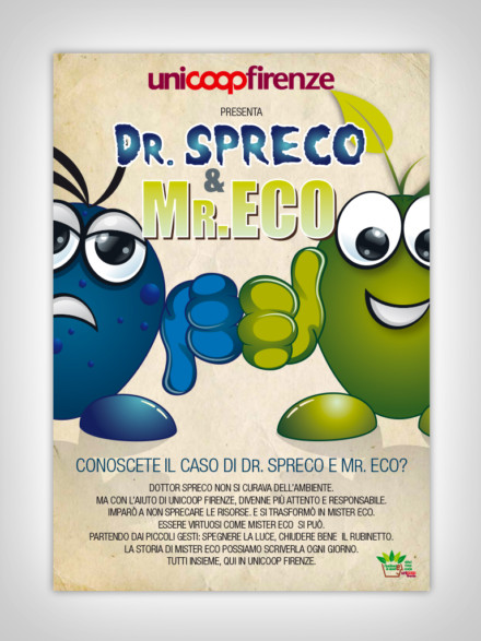 Dr Spreco & Mr Eco