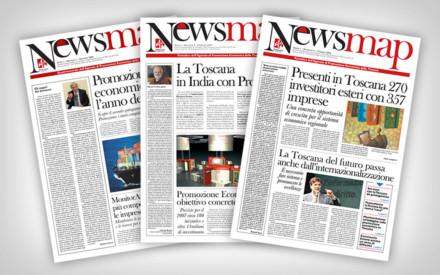 Toscana Promozione – NewsMap
