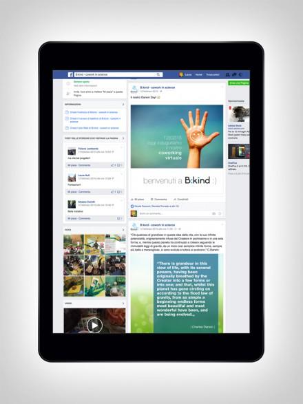 B:kind Facebook