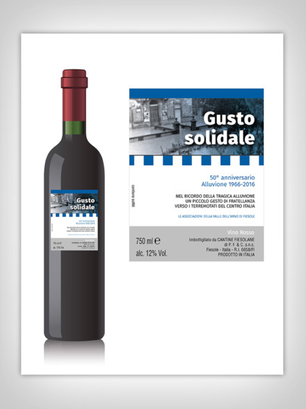 Gusto solidale Label