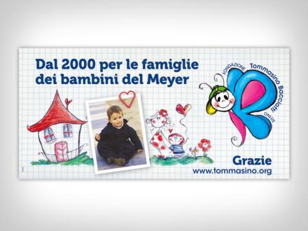 Fondazione Tommasino Bacciotti – Affissione
