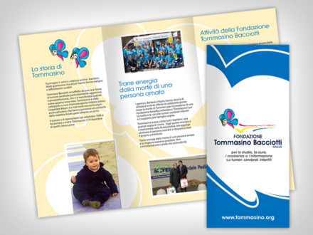 Fondazione Tommasino Bacciotti – Brochure