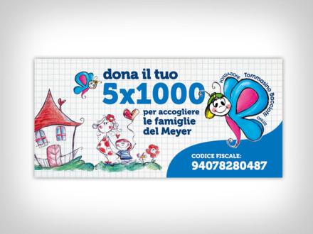 Fondazione Tommasino Bacciotti – 5×1000