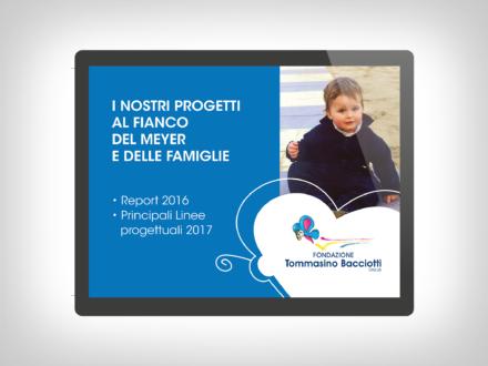 Fondazione Tommasino Bacciotti – Documenti Bilancio