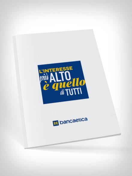 Banca Etica – Brochure