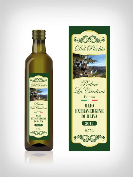 Del Picchio Label