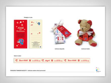 Personalizzazione natalizia gadget