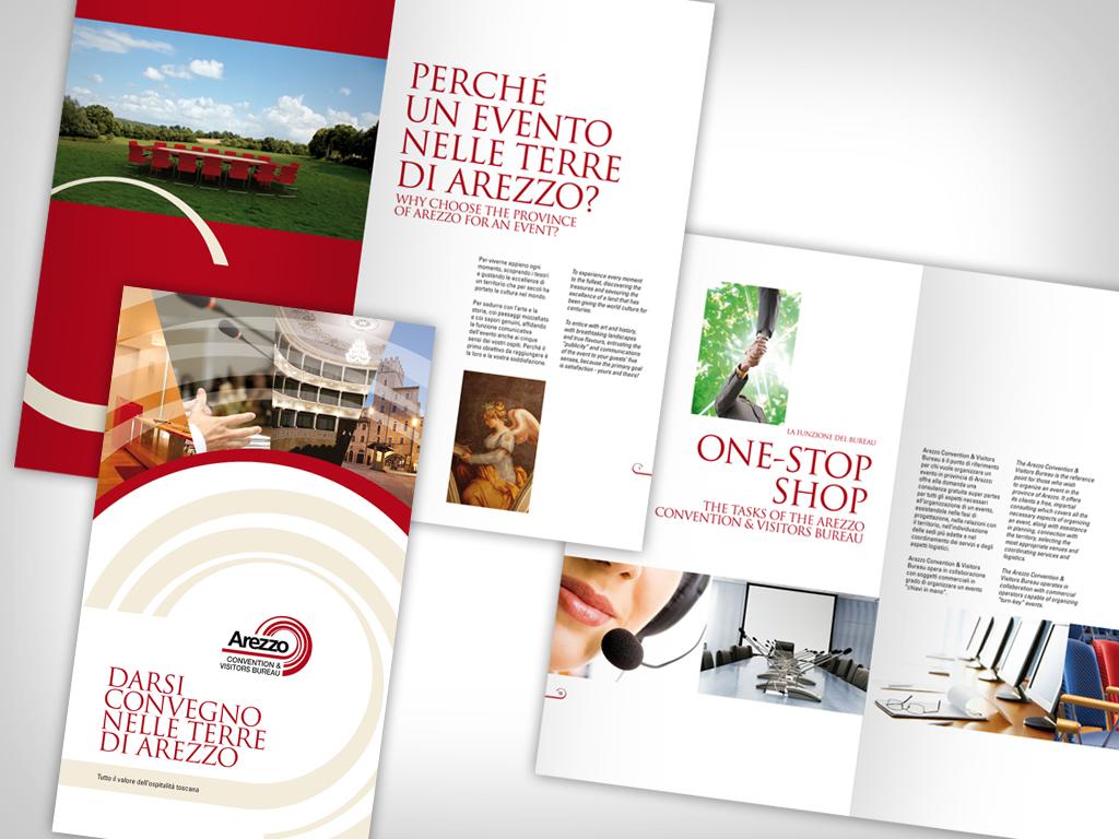 Arezzo Convention & Visitors Bureau