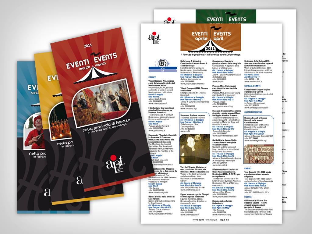 APT Firenze – Calendario Eventi