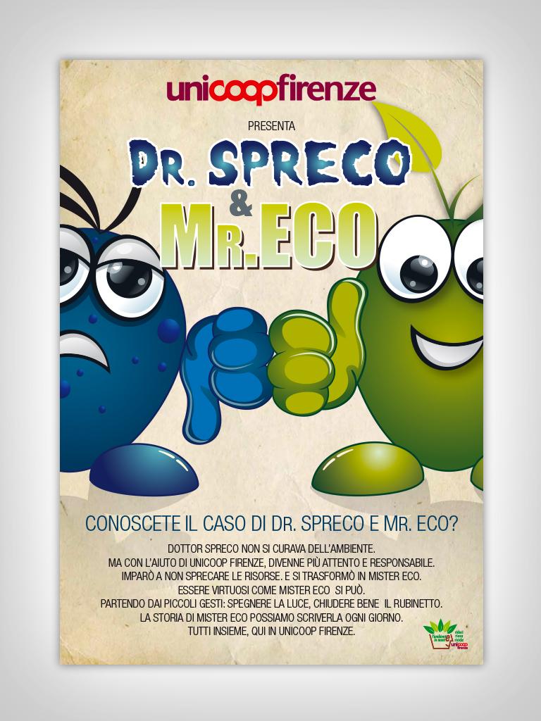 Dr Spreco & Mr Eco