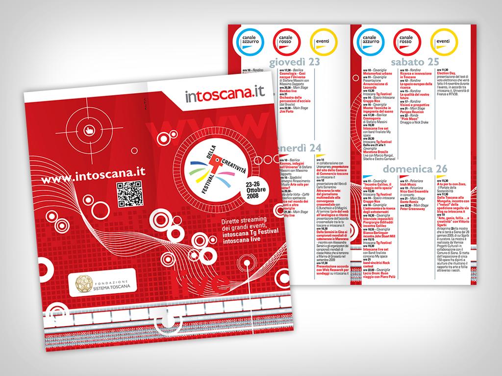 InToscana.it – Programma