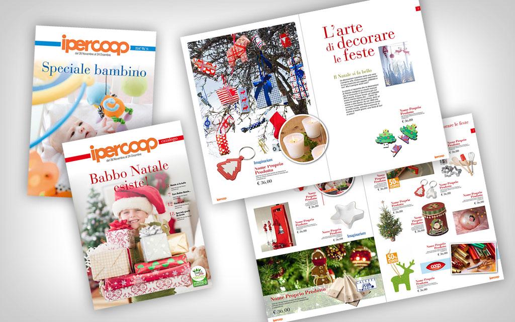 Ipercoop – Format cataloghi