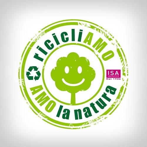 Scatolificio ISA – Logo