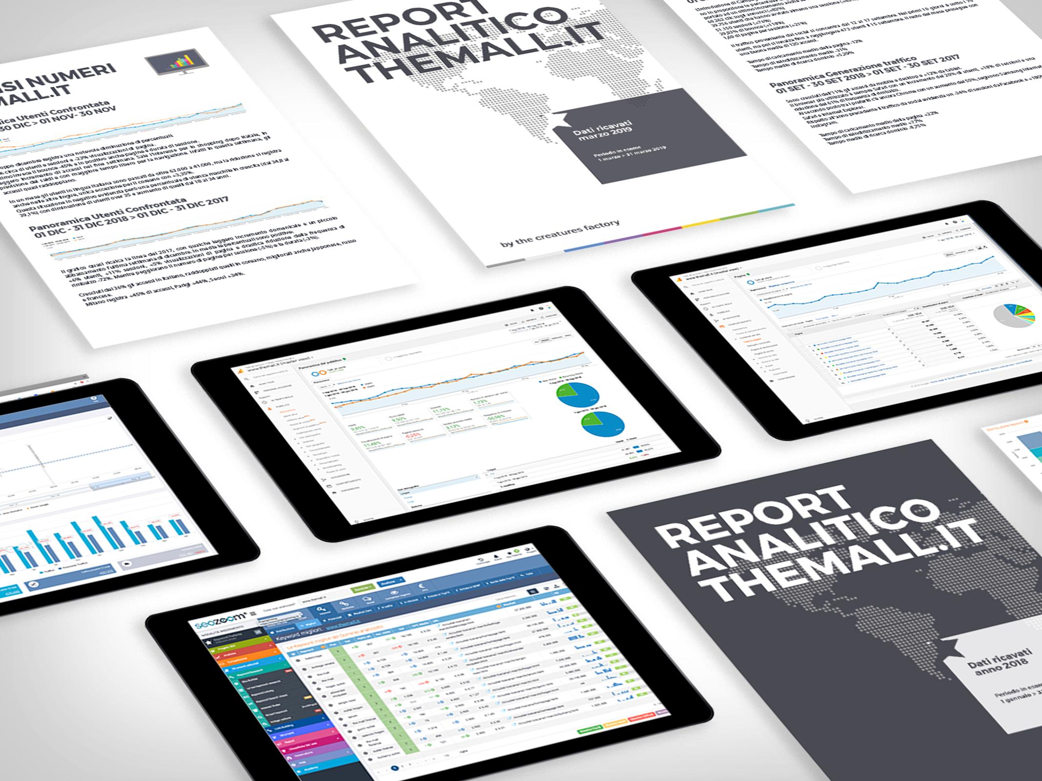 Report Writing – Google Analytics